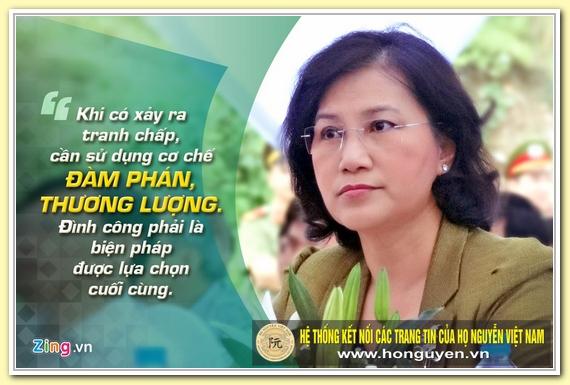 9 phat ngon an tuong cua ba Nguyen Thi Kim Ngan hinh anh 2
