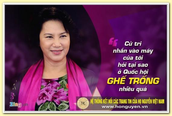 9 phat ngon an tuong cua ba Nguyen Thi Kim Ngan hinh anh 6