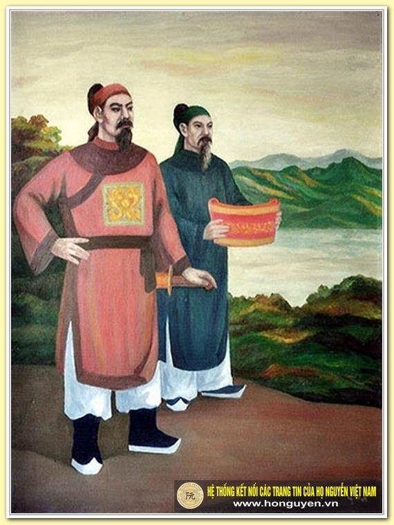 NGUYỄN TRÃI - ANH HÙNG DÂN TỘC, DANH NHÂN VĂN HÓA (1380 - 1442)